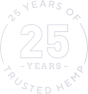 25years trusted hemp