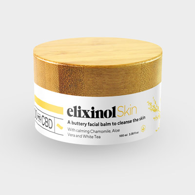 Cleansing Balm CBD Topical