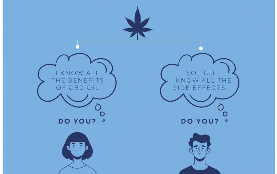 The Benefits and Side Effects of CBD