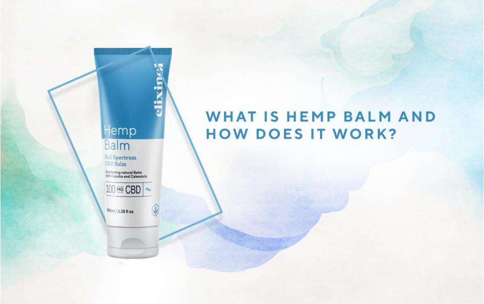 What is Hemp Balm and How Does it Work?