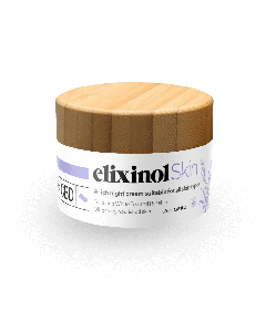 Picture of New Elixinol CBD Night Cream for truly Nourished Skin
