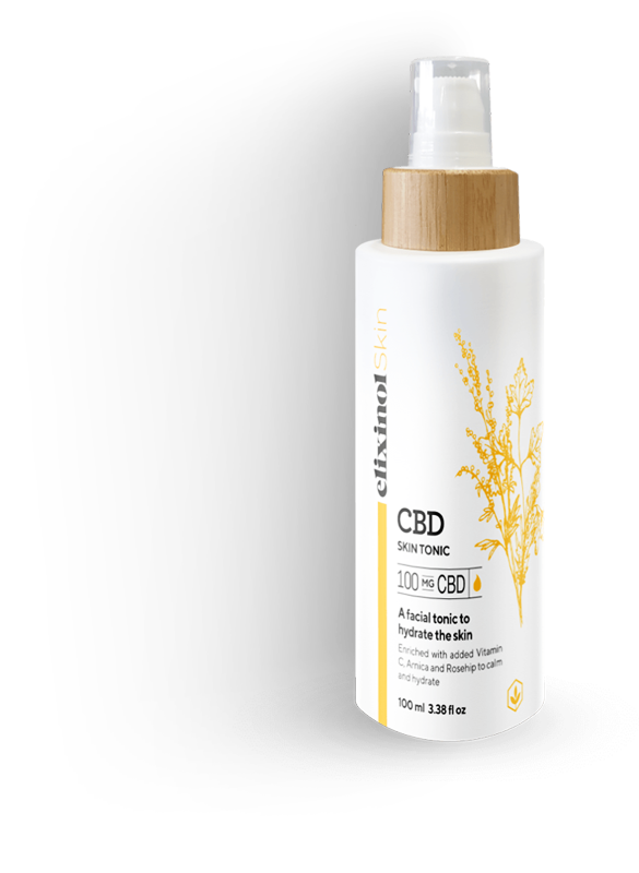 Best CBD Cosmetic - Skin Tonic